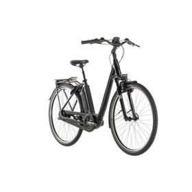 Cube Town Hybrid EXC RT 400 - Vélo de ville électrique - Easy Entry noir